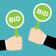 Bidding War Infographic